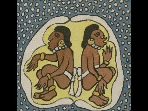 Mexico Unexplained:  The Hero Twins of the Maya Creation Story