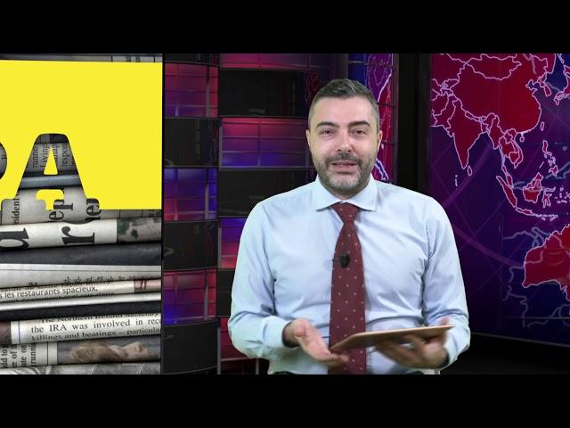 Rassegna stampa dell'11 dicembre 2020 a cura di Matteo Torrioli