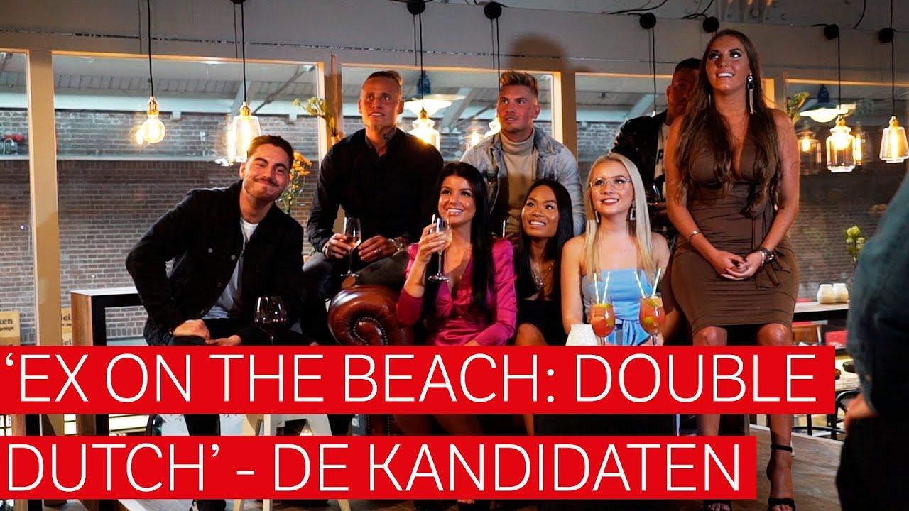 Wij spraken met de kandidaten van het vierde 'Ex on the Beach: Double Dutch'-seizoen