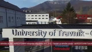 Fakultet za tehničke studije - Promotivni video