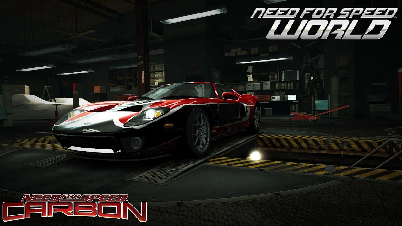 Need For Speed World Nikki Ford Gt Nfs Carbon Crew Member