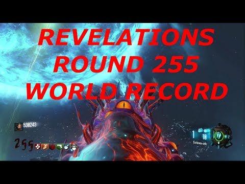 Revelations Round 255 World Record
