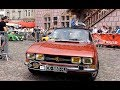 Peugeot 404 - Renault R8 - Maserati- Fiat 500 Festival Mulhouse 2014
