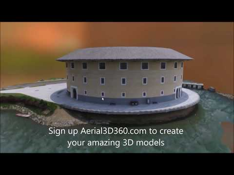 Transform DJI Drone to 3D Scanner & Build 3D Models (FPV Camera for DJI)