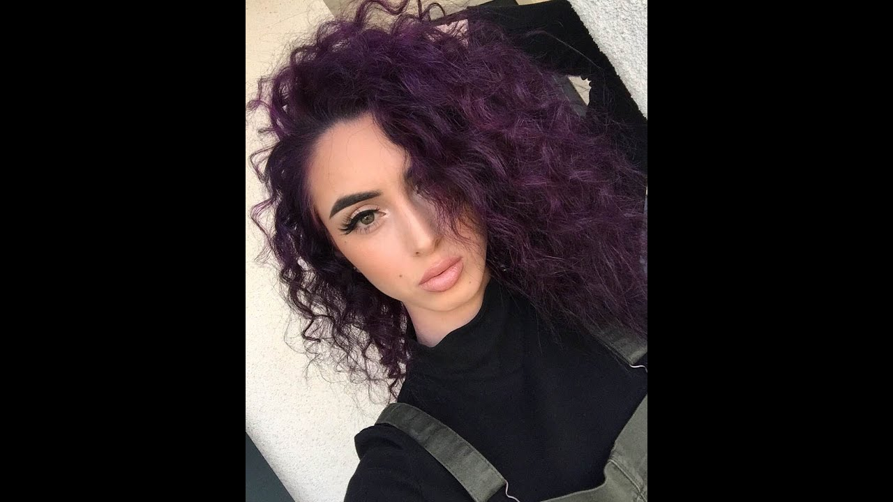 Amethyst Purple Hair Dye | Find your Perfect Hair Style