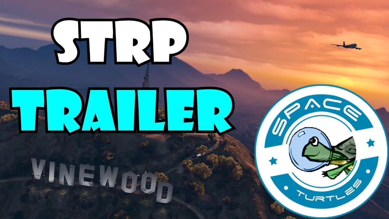 STRP Official Trailer! [GTA 5, Fivem Mod Roleplay Server]