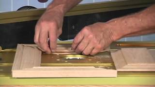 Sommerfeld's Tools For Wood - Mitered Raised Panels Made Easy With Marc Sommerfeld - Part 2