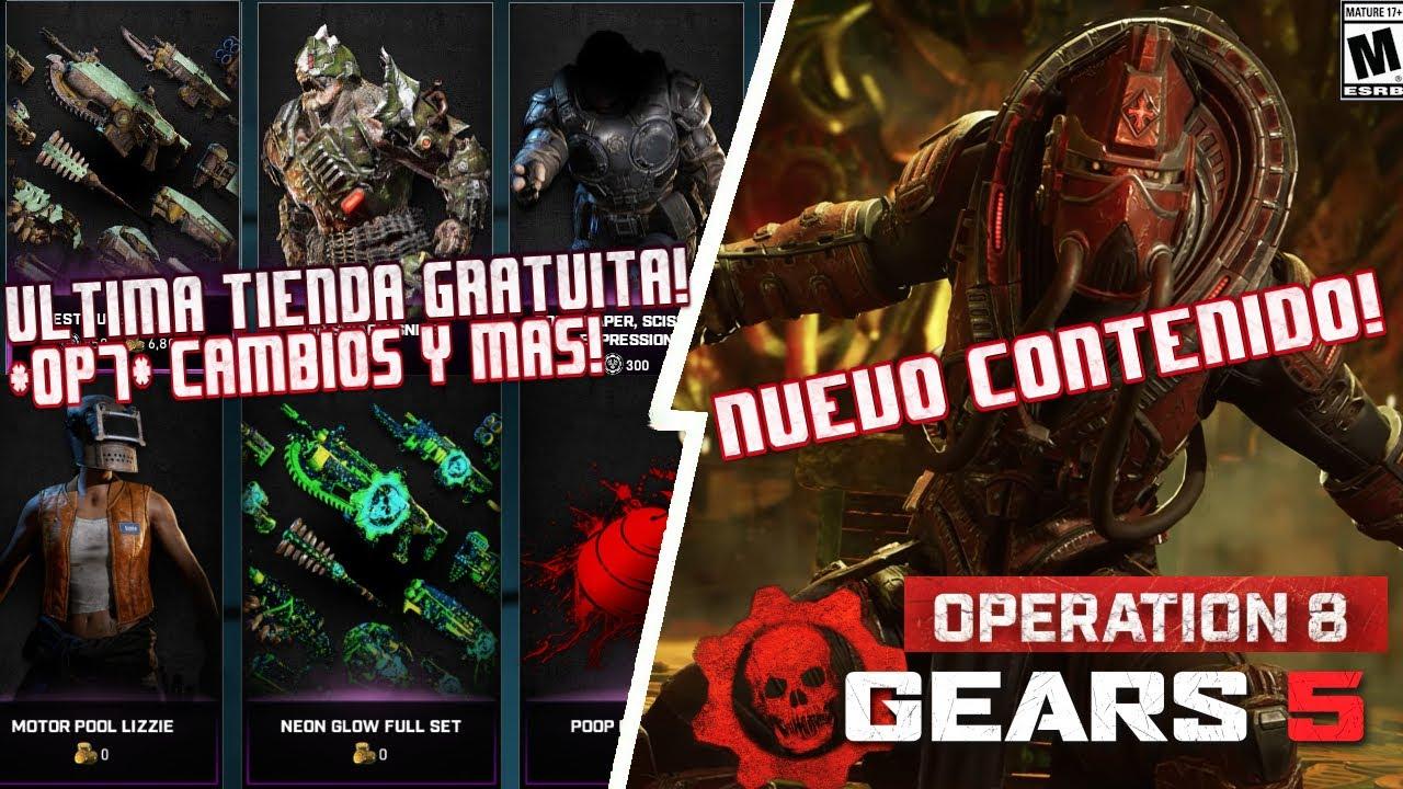 Ultima Tienda Semanal GRATUITA! *OP7* Y MAS! lNUEVO CONTENIDO REVELADO *OPERATION 8* TrailerANALISIS