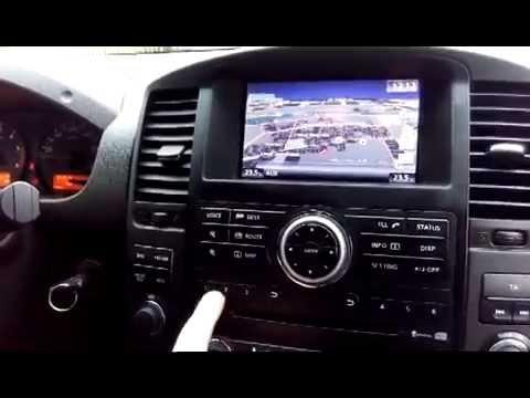 Nissan/Infiniti идеальное решение по miracast(HDMI) на штатном мониторе.