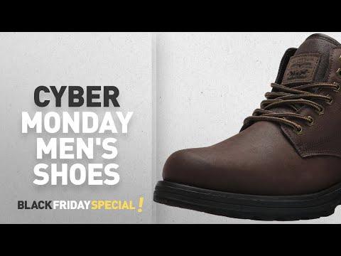 Cyber Monday Levi's Men's Shoes: Levis Men's Gordon Oily Fashion Boot