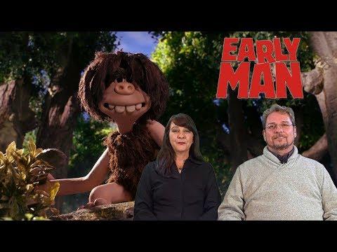 Early Man Teaser Trailer #1 (2018) - Reaction