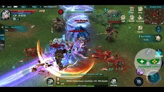 MU Strongest (English) (Android iOS APK) - MMORPG Gameplay, Magician Lv.1-50
