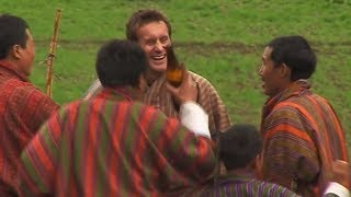 Bruce Attends A Traditional Layap Festival - Tribe With Bruce Parry - BBC