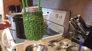 Canning Frozen Veggies
