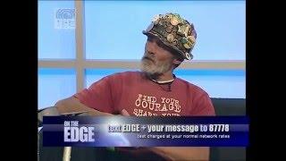 Brian Haw & Barbara Tucker on Edge Media TV (Full Length)