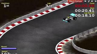 Corriendo en la Formula 1-Grand Prix Go