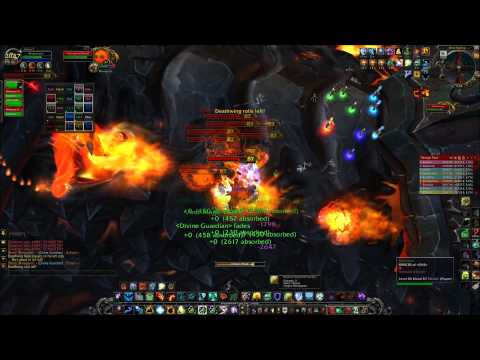 Cataclysm - Deathwing Part 1: Dragon Soul Raid Unedited Run