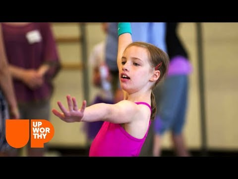 A dream workshop with the New York City Ballet.