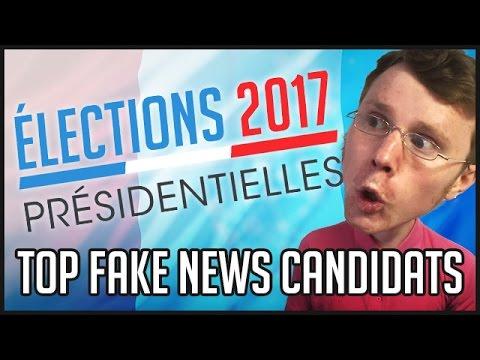 Fakes news des éléctions présidentielles - Jojo Show #74