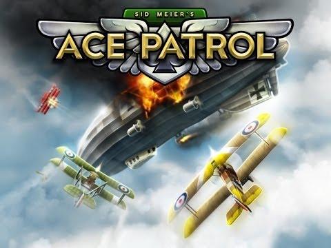 Sid Meier's: Ace patrol (1st vid) |