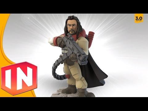 Disney Infinity 30 Baze Malbus Rogue One Design