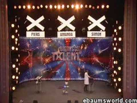 Best Magic Trick Ever On Britians Got Talent
