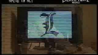 Death Note Movie Trailer