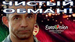 Дмитрий Певцов в пух и прах разнёс «Евровидение» после финала!