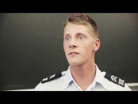 Air Force Training at Navy