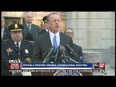 FBI: Gunman in congressional baseball practice shooting acted alone