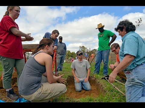 Unearthing Native American Artifacts With TROY Archaeology And NRCS