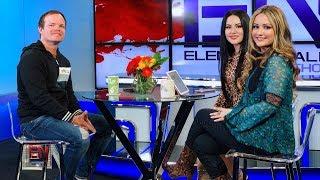 The Elena & Natalia Show | Interview with Ebo Elder - Part 1