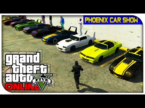 GTA 5 Online - CAR SHOWCASE #13 (Imponte Phoenix) [GTA V]