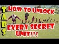 How to Unlock All 12 Secret Units in TABS | Dynasty Update