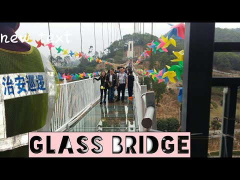 Glass  Bridge LONG FENG(GUANGDONG)