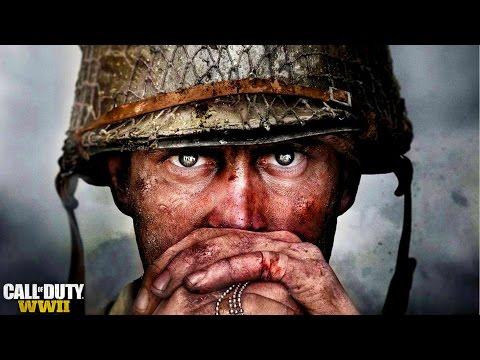 CALL OF DUTY WORLD WAR 2 WORLD REVEAL