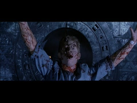 Please I Don't Want To Die In Here - Exposed To The Vacuum Of Space - Scene From Event Horizon