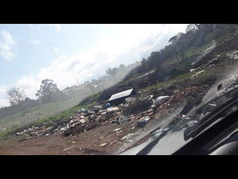Morador reclama de lixo descartado de forma irregular na Vila São João; assista ao vídeo