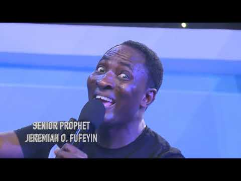 SEE WHAT HAPPEN DURING PROPHET JEREMIAH O. FUFEYIN MINISTRATION