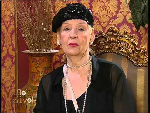 Goli Zivot - Lepa Lukic - (TV Happy 07.04.2015.)
