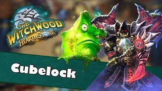 Witchwood Cubelock | Hearthstone Deck Spotlight | Witchwood Hearthstone | New Cards Old Deck