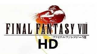 Classic PS1 Game FINAL FANTASY VIII on PS3 in HD 1080p