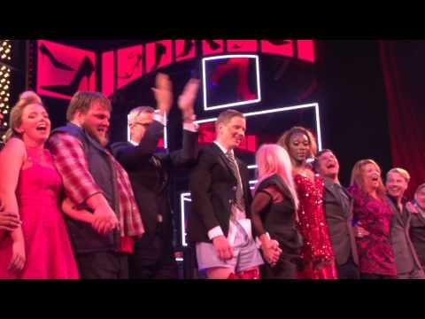 Kinky Boots Opening Night