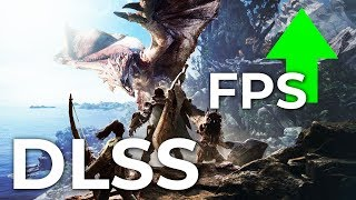Monster Hunter World – DLSS Update Frame Rate Test & Graphics Comparison [promotion]