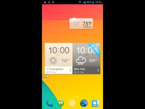 Mini Launcher(Kitkat UI) Full Android Apk DOWNLOAD