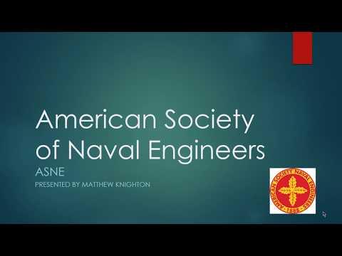 American Society of Naval Engineers - Rowan University Chapter