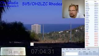 SV5/OH2LZC 16.9.2018 0648-1517 UTC SAC 2018 CW
