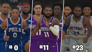 Smash the LIKE button if you ENJOYED the NBA 2K19!  Also, don't forget to SUBSCRIBE for more daily NBA content:)  ►Check out my last video: https://www.youtube.com/watch?v=IxT1xEmsYIk  ► SOCIAL MEDIA ● Twitch - https://www.twitch.tv/Smequle ● Twitter - https://twitter.com/Smequle ● PSN - Smequle ●Instagram - Roy.Nixon ▬▬▬▬▬▬▬▬▬▬▬▬▬▬▬▬▬▬▬▬▬▬▬▬▬▬▬  MUNDU'S (Outro Song) Links:  Spotify: http://po.st/MUNDUonSpotify Twitter: http://www.twitter.com/munduofficial Instagram: http://www.instagram.com/munduofficial