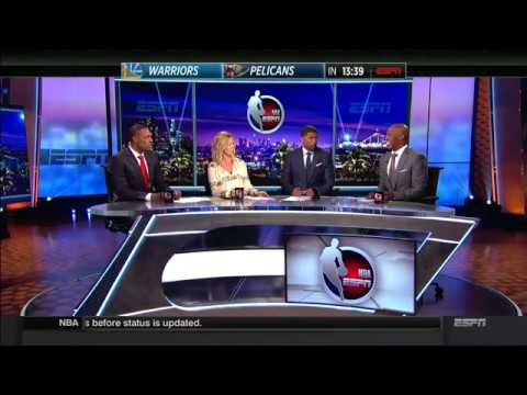 Cavaliers vs Bucks Postgame Talk | NBA Countdown | Oct 20, 2017