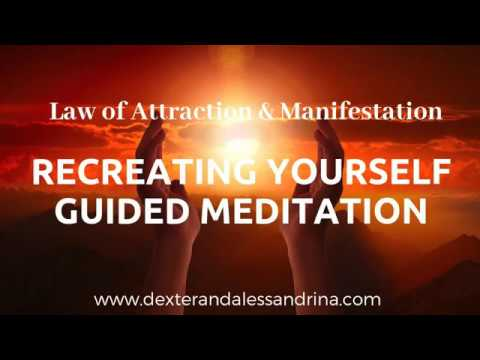 Recreating Yourself Guided Meditation for Personal Growth (Dr Joe Dispenza  students)
